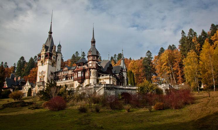Castelli in Romania offerte in Europa per il 1° novembre 2016