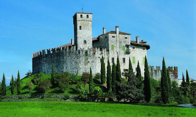 Castelli aperti in provincia di Udine Castello di Villalta