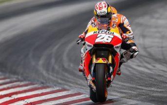 MotoGP Misano 2016 risultati gara: Pedrosa super, Rossi non regge il passo e fa 2°