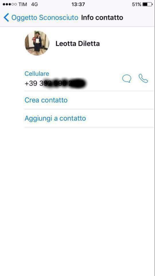 diletta-leotta-numero-telefono