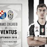 Dove vedere Dinamo Zagabria Juventus