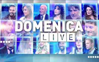 Domenica Live ospiti oggi 28 maggio 2017: Oney Tapia, Arisa, Ilona Staller e Clemente Russo