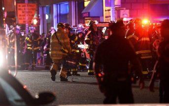 New Jersey: trovato zaino con 5 cariche esplosive vicino a stazione Elizabeth