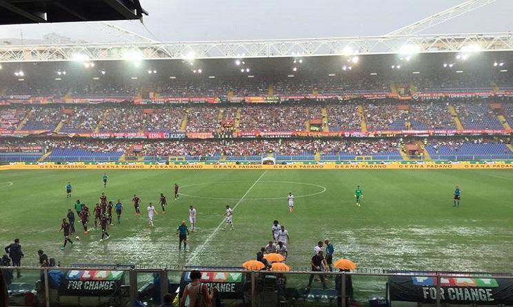 Genoa Fiorentina recupero