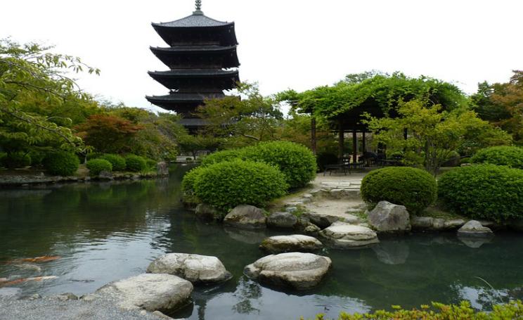Giardini giapponesi famosi da roma a tolosa ecco quali non