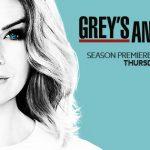 Grey's Anatomy 13x01