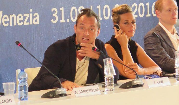 jude law mostra del cinema di venezia 2016