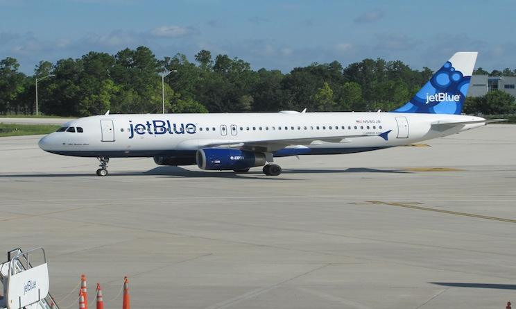 jetblue aereo cuba usa