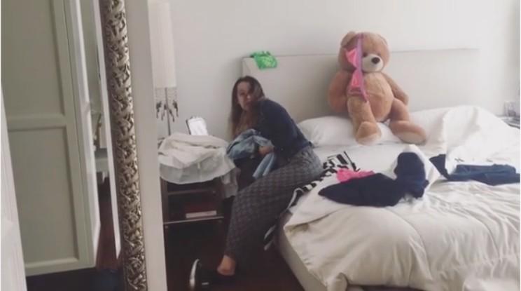 Michelle Hunziker e Aurora Ramazzott video virali su Instagram