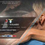 Dove vedere Milan Lazio
