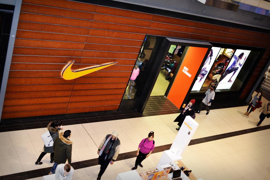 Nike lavora con noi