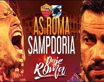 Roma – Sampdoria probabili formazioni e ultime news, Coppa Italia