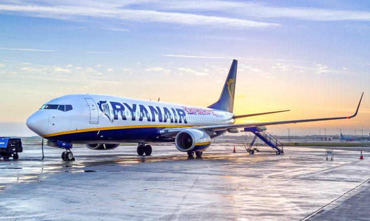 Ryanair offerte di lavoro