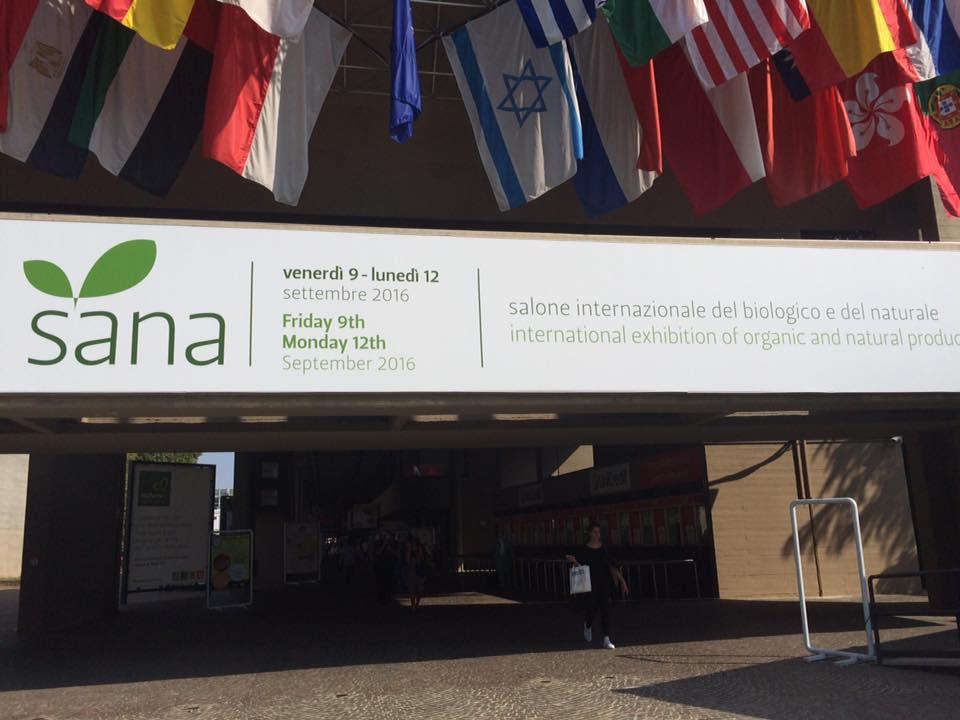 Sana 2016 bologna un altro successo per il salone for Sana bologna 2016