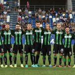 Sassuolo rosa 2016/2017 numeri di maglia