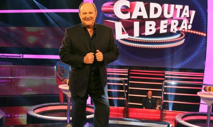 Caduta Libera presenta Gerry Scotti