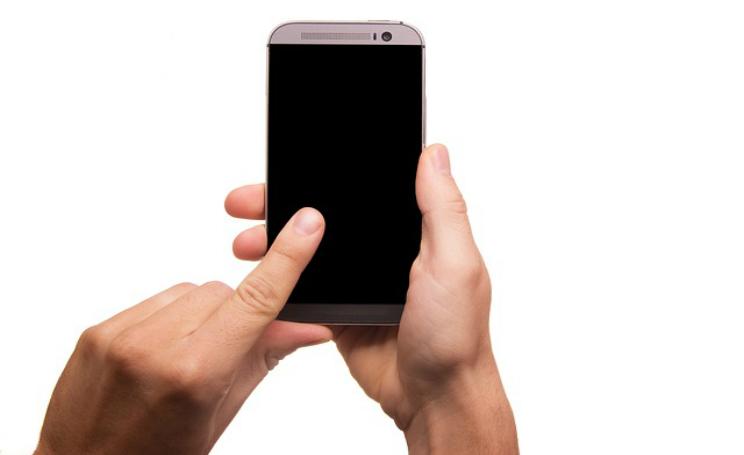 Sindrome da Hand-Phone