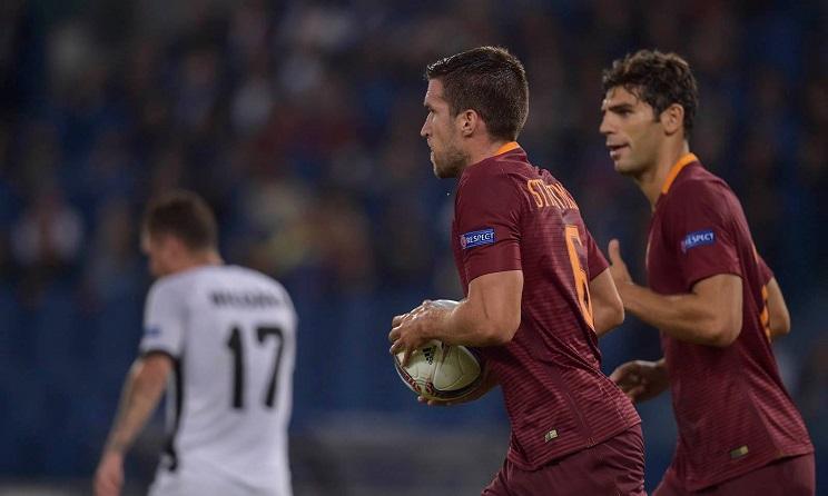 Roma Astra Giurgiu 4 0