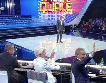 Na Tale e Quale Show 2016 puntata 9 dicembre: pagelle classifica e vincitore