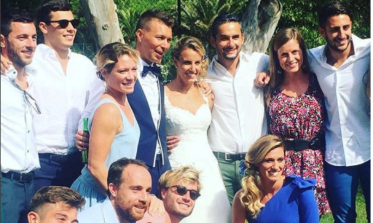 Tania Cagnotto matrimonio