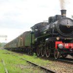 treno storico a vapore