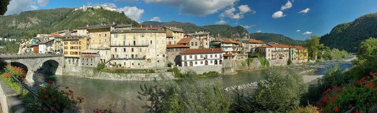 Varallo Valsesia treno storico