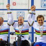 Zanardi Paralimpiadi Rio 2016 oro