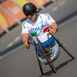 Zanardi argento Paralimpiadi Rio 2016