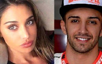 Andrea Iannone Instagram: il bacio con Belen Rodriguez è uguale a quello con Stefano De Martino?