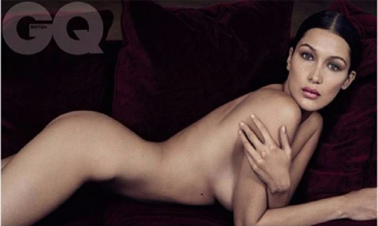 nuda bella: