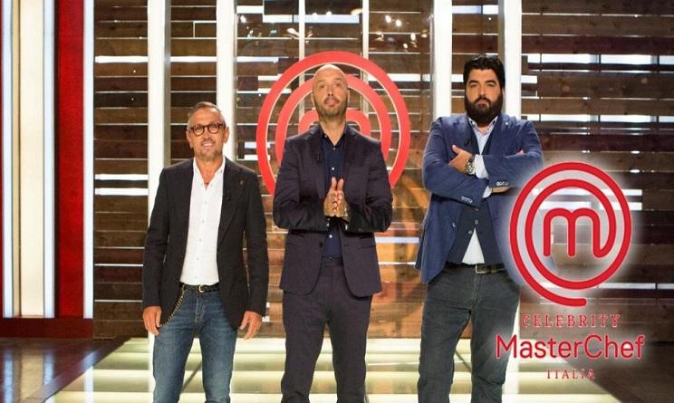 Celebrity MasterChef Italia in primavera su SkyUno: i concorrenti
