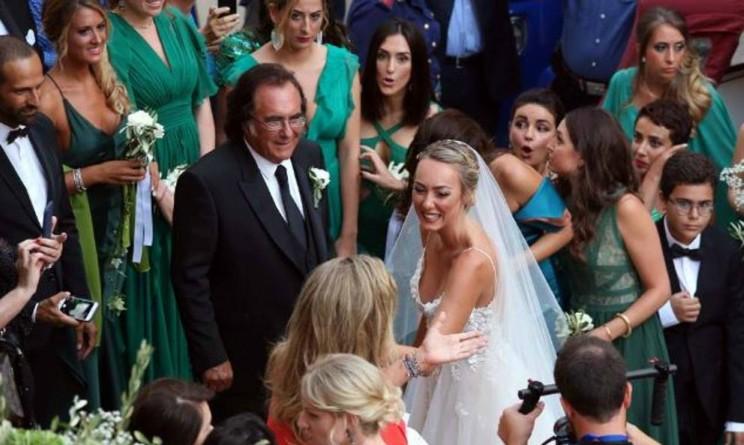 Cristel Carrisi matrimonio, emozionati Al Bano e Romina Power