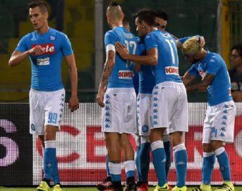 Napoli – Benfica probabili formazioni Champions League: Sarri si affida a Milik