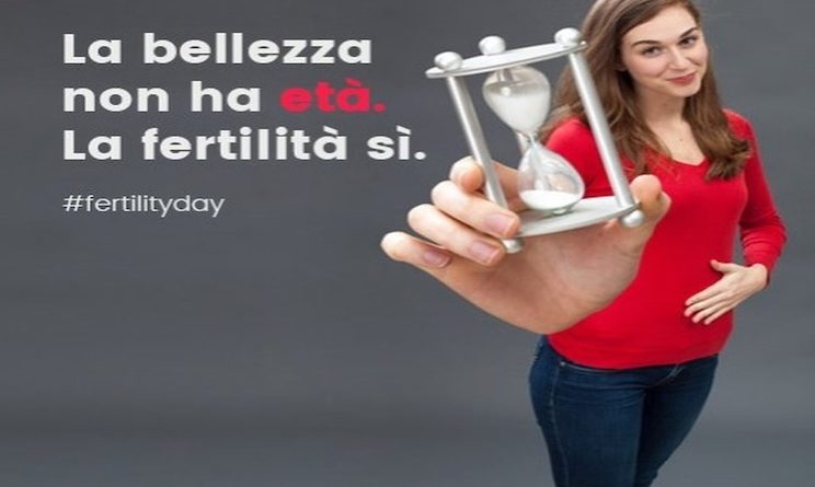 fertility day lorenzin renzi