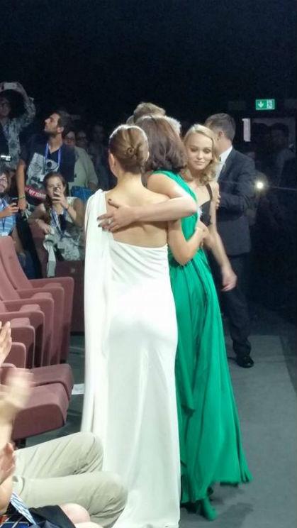 Depp e Portman cast Planetarium