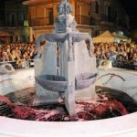 Sagra del vino a Carosino, lancio del wine tour in Europa