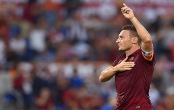 """Roma, Francesco Totti annuncia: """"Con il Genoa indosserò questa maglia per l'ultima volta"""""""
