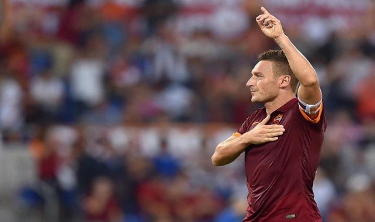 Francesco Totti si ritira