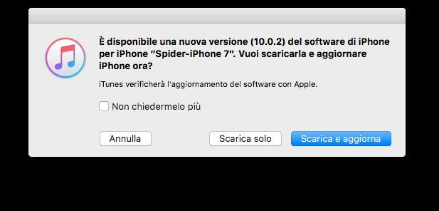 upgrade apple