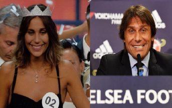 Miss Italia 2016 e Antonio Conte, la strana somiglianza: la parodia di Rachele Risaliti diventa virale