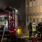 Incendio ospedale Germania