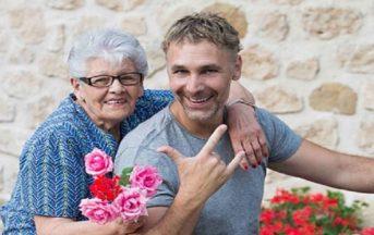 Raoul Bova: felice con Rocio ma non rinuncia all'amore della mamma