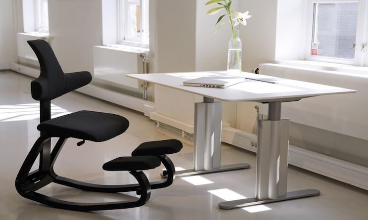 Sedia ufficio ergonomica 5 modelli per lo studio a casa for Mobiliario ergonomico