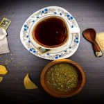 tisana curcuma e tè verde, tisana curcuma, tisana curcuma tè verde e pepe nero, tisana curcuma tè verde e pepe nero benefici, tisana curcuma tè verde e pepe nero ricetta,