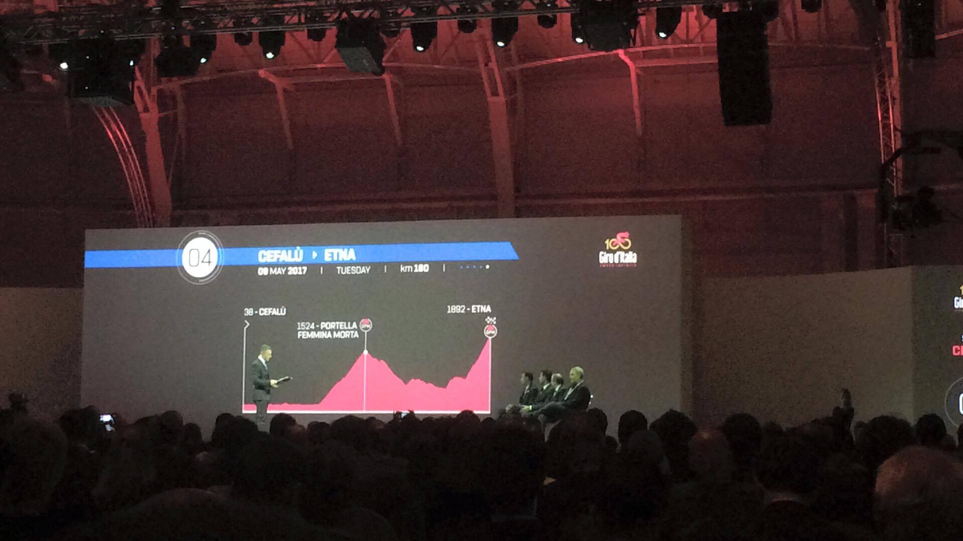 Giro d 39 italia 2017 tappe e percorso presentazione dell 39 edizione del centenario urbanpost - Tappa firenze bagno di romagna ...
