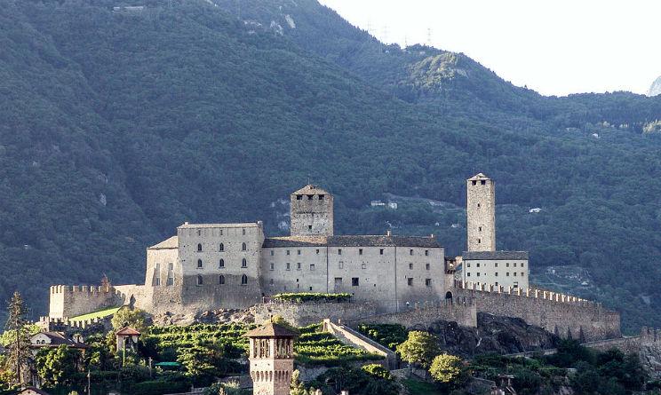 Castello da visitare in Svizzera