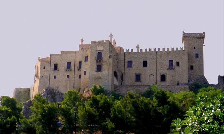 Castello Carini Palermo