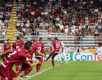 Diretta Cittadella – Salernitana dove vedere in tv e streaming gratis Serie B