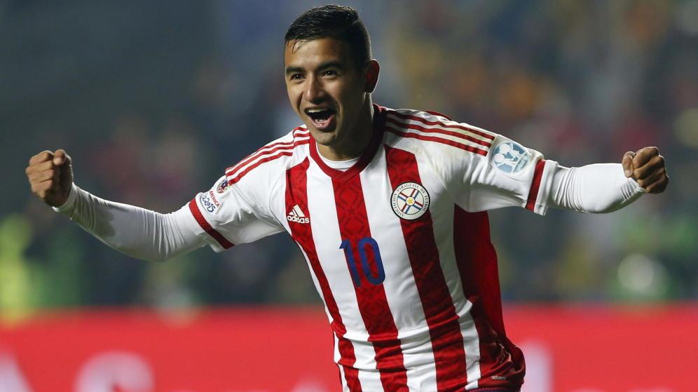 Derlis Gonzalez Argentina-Paraguay highlights