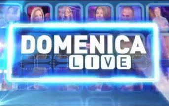 Domenica Live oggi 3 dicembre 2017 ospiti: Patty Bravo, Cristiamo Malgioglio, Lemme e il matrimonio di Clemente Russo